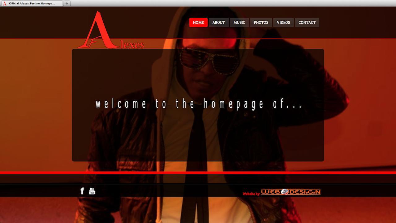 Alexes Feelmo Webdesign
