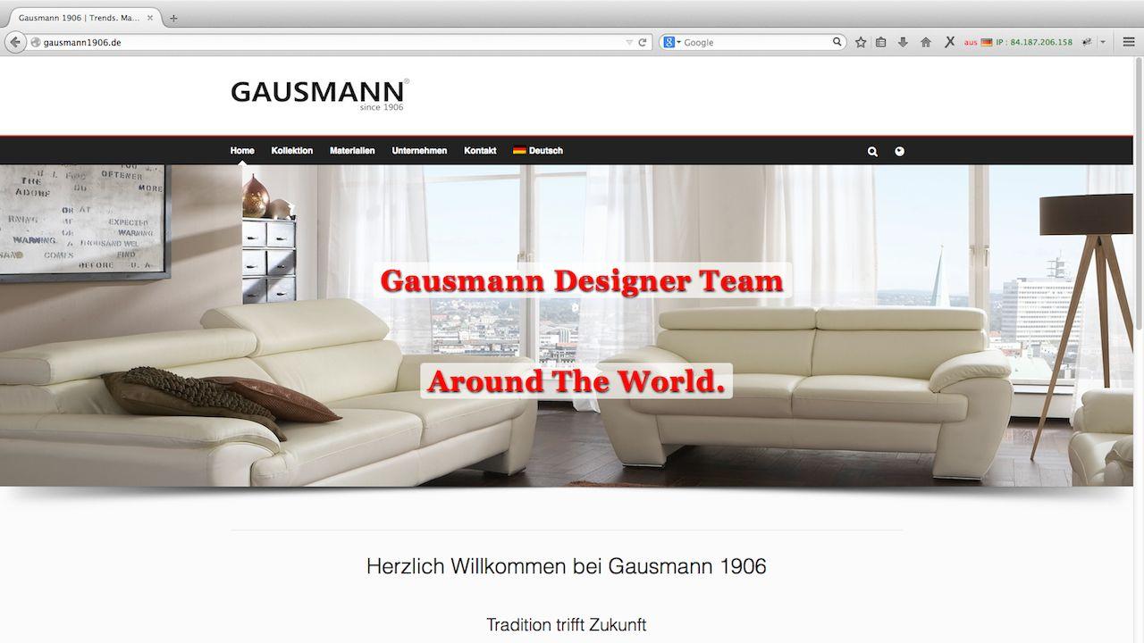 Gausmann Webdesign